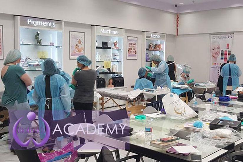 Select Permanent Makeup Training School